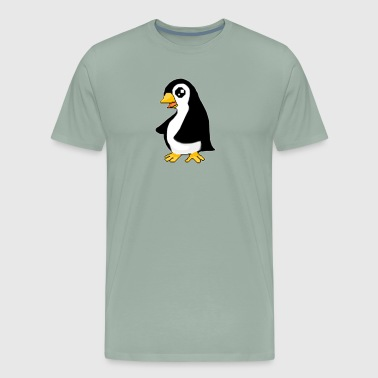 Penguin AP - Men's Premium T-Shirt