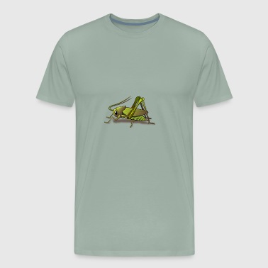 cricket - Men's Premium T-Shirt