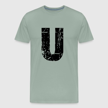 u 28 days later - Men's Premium T-Shirt