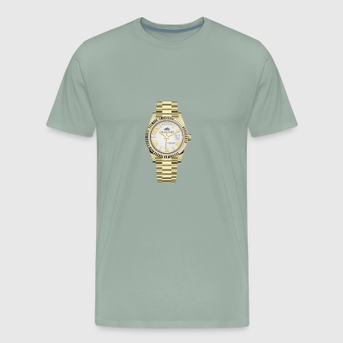 Lil Rolex Watch Shirt - Men's Premium T-Shirt