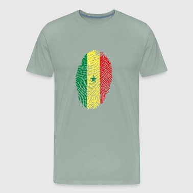 senegal - Men's Premium T-Shirt