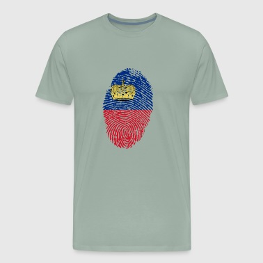 liechtenstein - Men's Premium T-Shirt