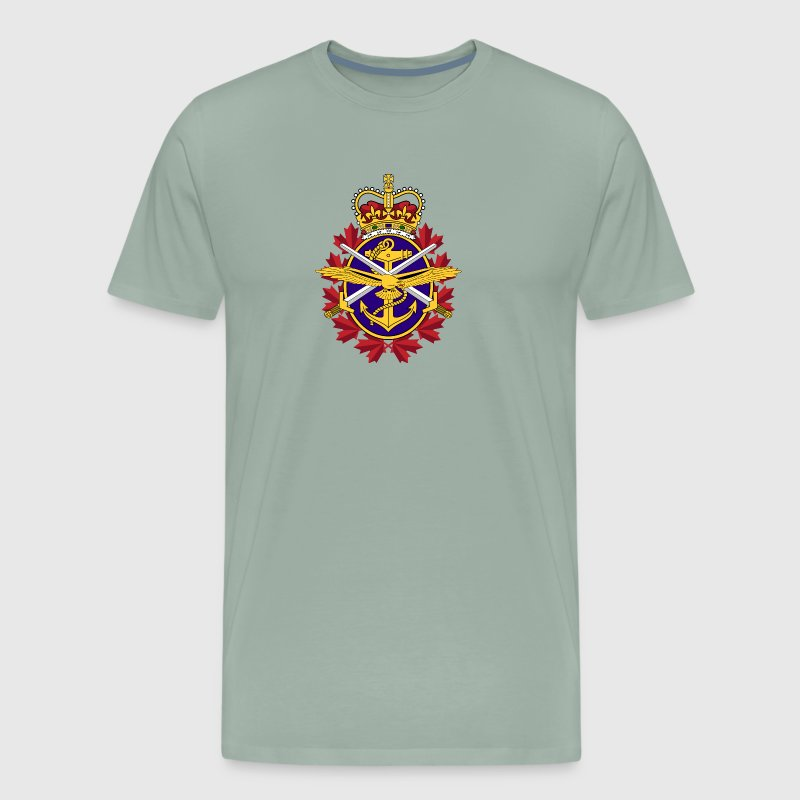 Canadian Army Logo - Men's Premium T-Shirt