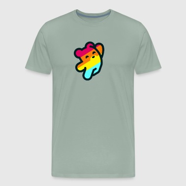 Fizzy Bear - Men's Premium T-Shirt