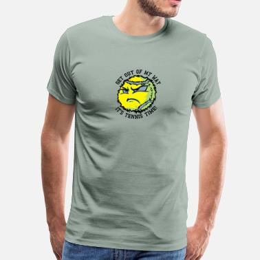 Tennis Ball TENNIS BALLS - Men's Premium T-Shirt