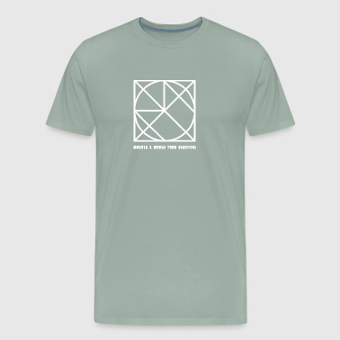 Monsta X Beautiful - Men's Premium T-Shirt