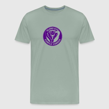 Globo Gym Purple Cobras - Men's Premium T-Shirt