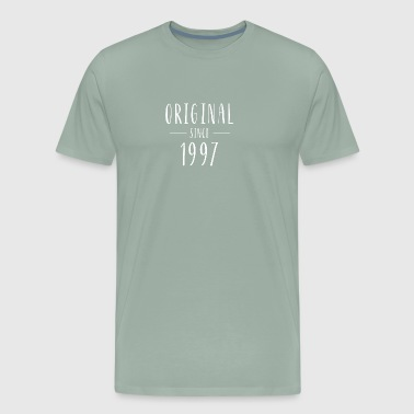 Original since 1997 - Born in 1997 - Men's Premium T-Shirt