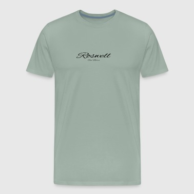 New Mexico Roswell US DESIGN EDITION - Men's Premium T-Shirt