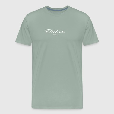 Tulsa Oklahoma Tulsa US DESIGN EDITION - Men's Premium T-Shirt