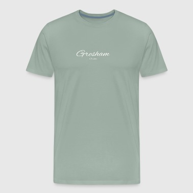 Oregon Gresham US DESIGN EDITION - Men's Premium T-Shirt