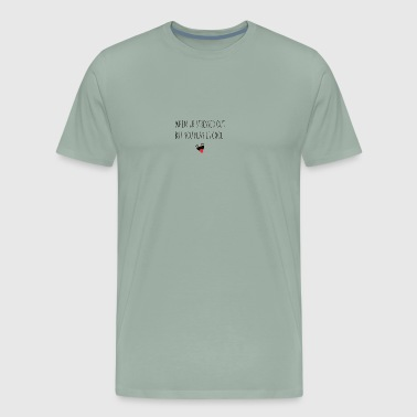 When you are stressed out - Men's Premium T-Shirt