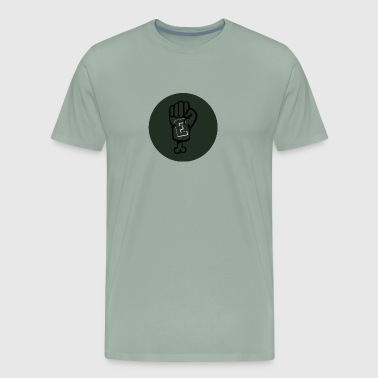 Eddies official youtube shirt - Men's Premium T-Shirt