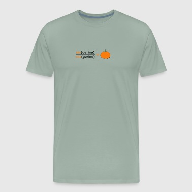Tan gerine - Men's Premium T-Shirt