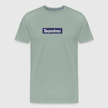 Team Imo (Camo Blue) - Men's Premium T-Shirt