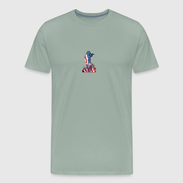 Bts Army army - Men's Premium T-Shirt