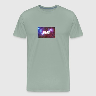 DMG space logo - Men's Premium T-Shirt