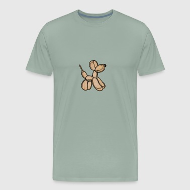 Balloong Dog - Men's Premium T-Shirt