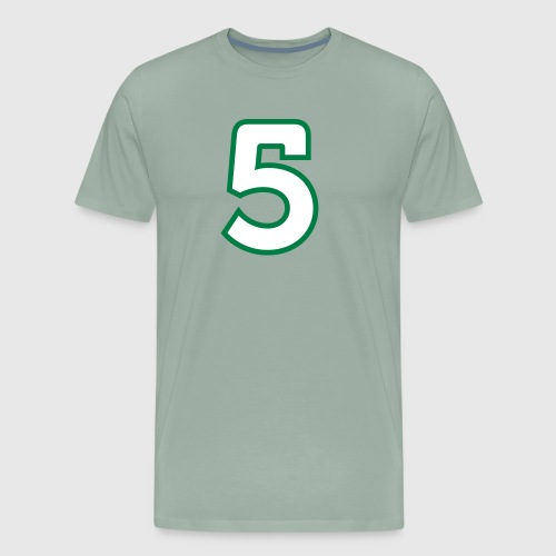 419aea73779c Sport Number 5 Five by Custom-T-Shirts