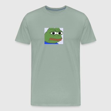 Pepe the frog - Men's Premium T-Shirt