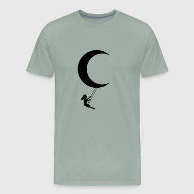 crescent - Men's Premium T-Shirt