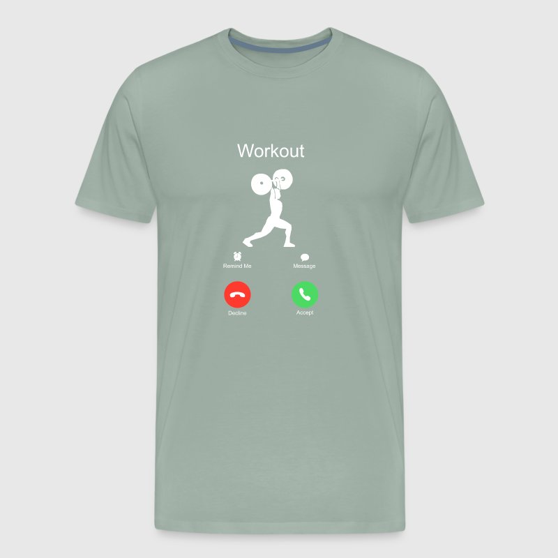 Call Crossfit Workout Of The Day Wod Sports T Shirt