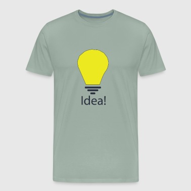 IDEA - Men's Premium T-Shirt