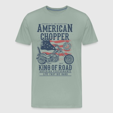 American Chopper - Men's Premium T-Shirt
