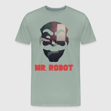 Mr Robot Mr Robot - Men's Premium T-Shirt