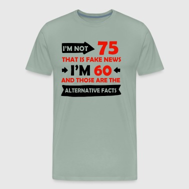 65 Years Brithday Designs - Men's Premium T-Shirt