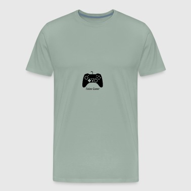 baby gamer - Men's Premium T-Shirt