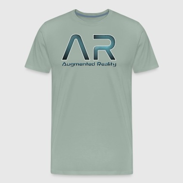AR Augmented Reality - Men's Premium T-Shirt