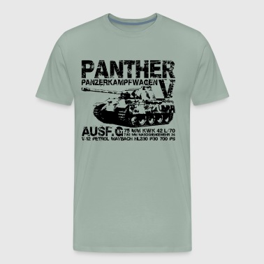 Panther Tank - Men's Premium T-Shirt
