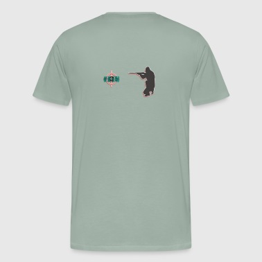 ONE SHOT ONE KILLED - Men's Premium T-Shirt