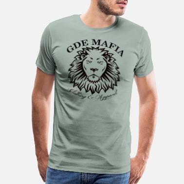 Lioness LION HEAD - American Lion Association - Men's Premium T-Shirt