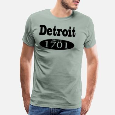 Upper Peninsula detroit - Men's Premium T-Shirt