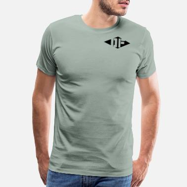 Df DF Logo - Men's Premium T-Shirt