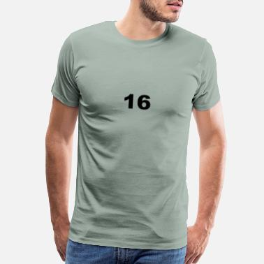 Totally 16 - Men's Premium T-Shirt