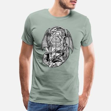 Collections dragon - Men's Premium T-Shirt