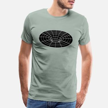 Hole black hole - Men's Premium T-Shirt