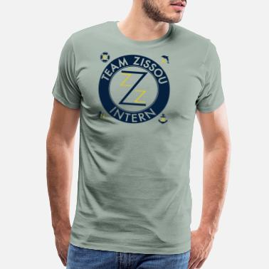Music Humor Team Zissou Costume - Men's Premium T-Shirt