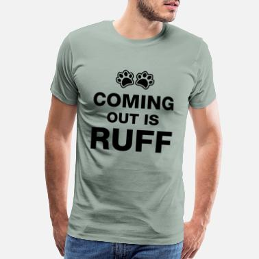 Coming Out Coming Out - Men's Premium T-Shirt