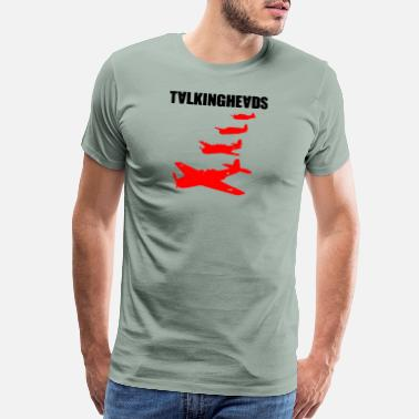 Talking Heads Talking Heads merch - Men's Premium T-Shirt