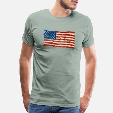 United Arab Emirates united states of america - Men's Premium T-Shirt