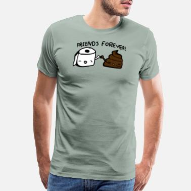 Friends Forever Friends Forever - Men's Premium T-Shirt