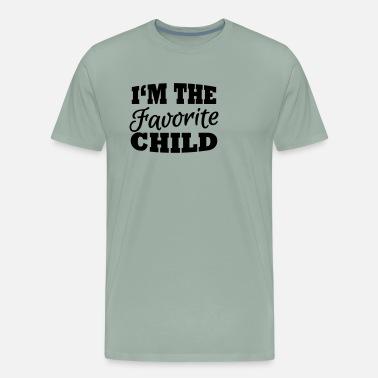 670992086 I'm the favorite child Men's Premium Hoodie   Spreadshirt