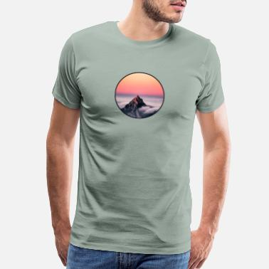 Sky Tree Natur - Men's Premium T-Shirt
