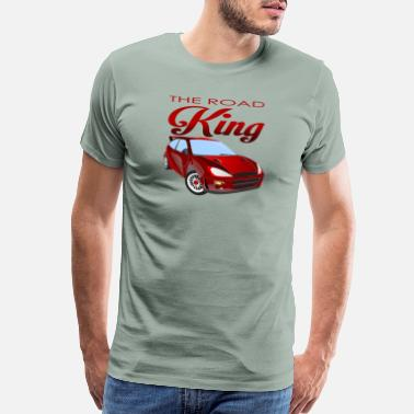 Road King Road King Gift tee Shirt - Men's Premium T-Shirt