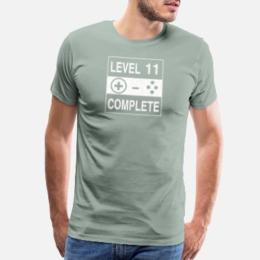Level 11 Complete Level 11 Complete - Men's Premium T-Shirt