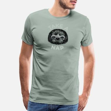 Nap Sport Take A Nap - Men's Premium T-Shirt